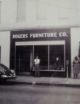 Rogers Brothers Furniture 1948