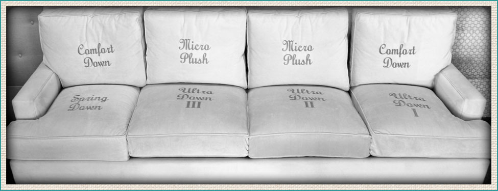 Custom Cushion Types