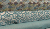 Upholstery and Fabrics
